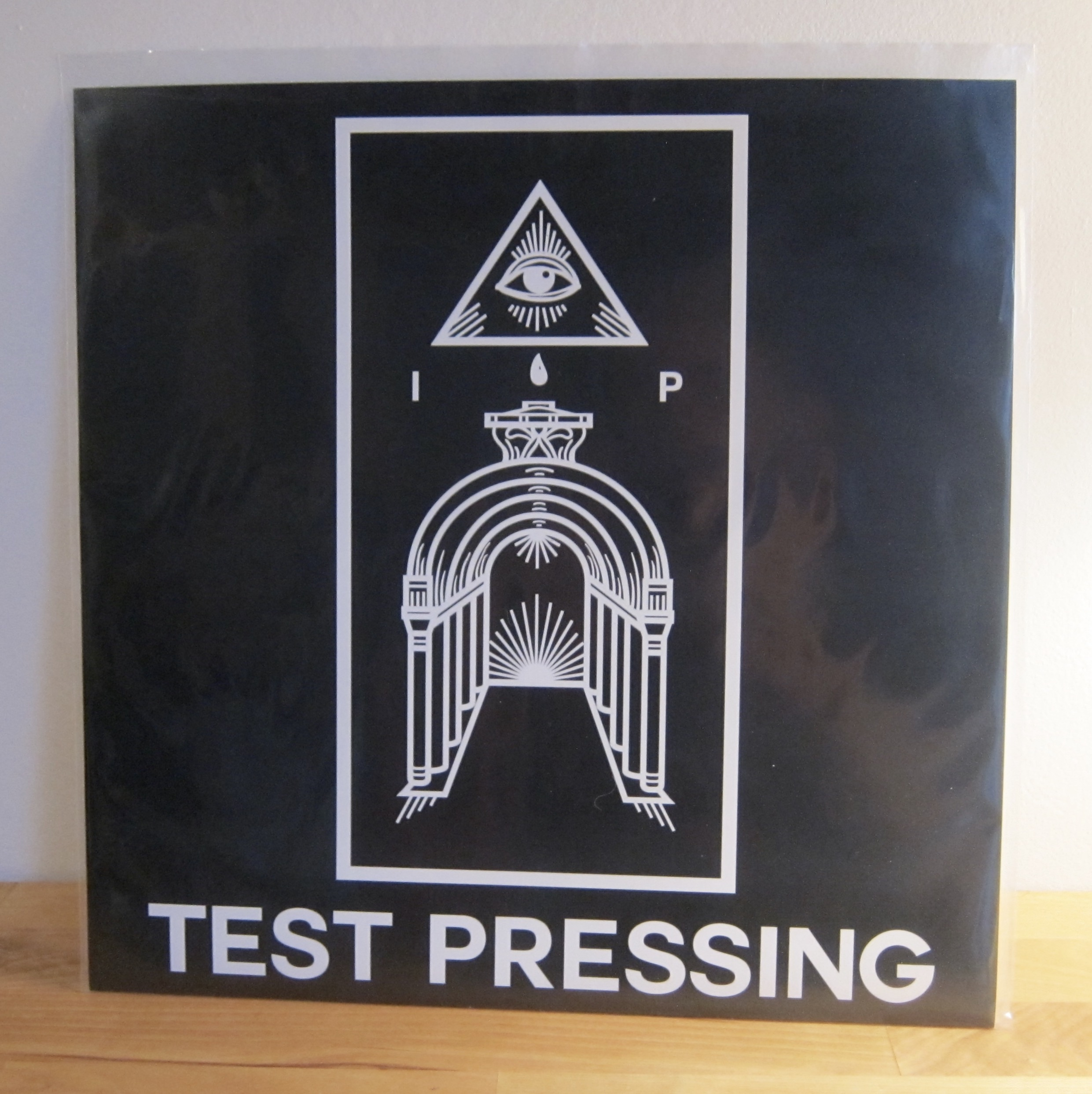 Iron Pier Test Pressings and Collectible Items