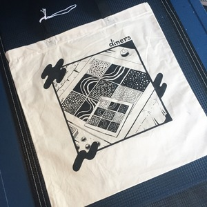 Merch Table Tote Bag