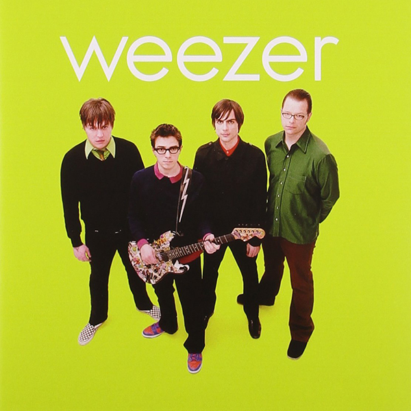 Weezer - The Green Album Standard Edition LP