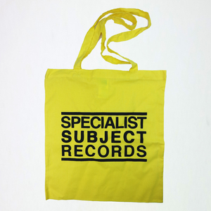 Yellow Specialist Subject Tote Bag