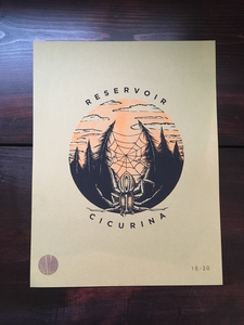 Reservoir - Cicurina Vol. 1 Print
