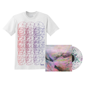 Gallops - Bronze Mystic - Ltd Coloured LP + T-Shirt Bundle - PREORDER