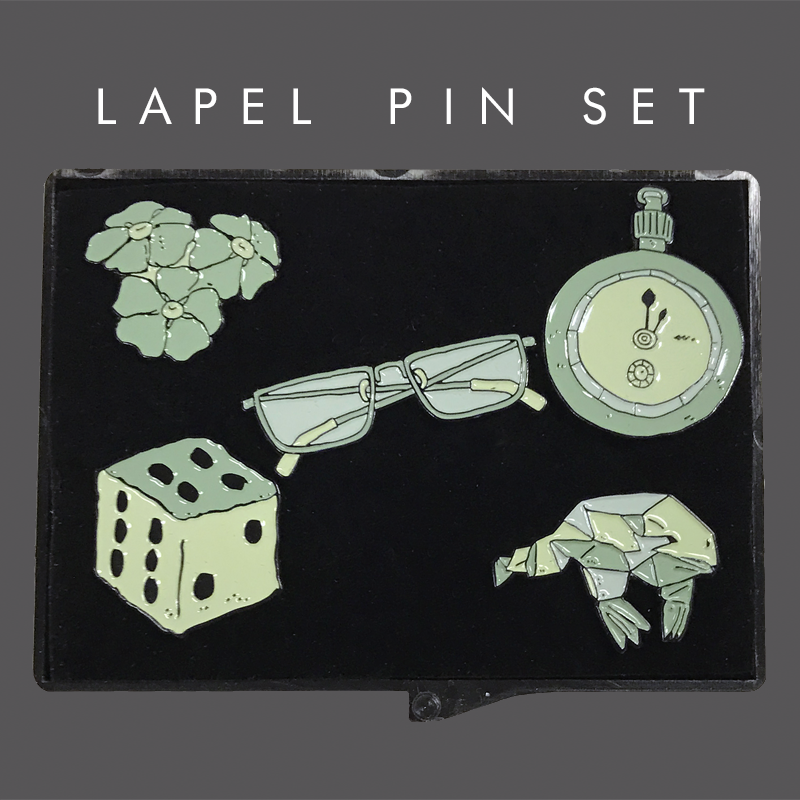Lapel Pin Set
