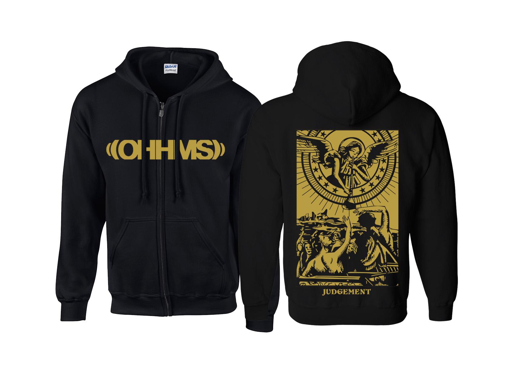 Ohhms - The Fool hoodie