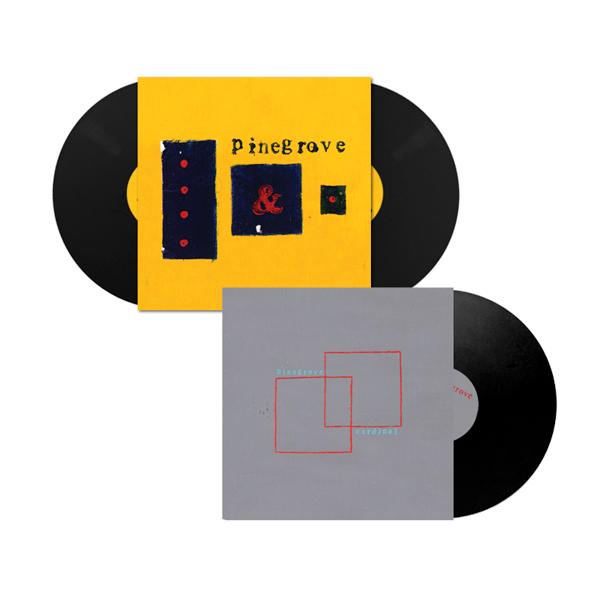 Pinegrove LP/CD/Cassette Bundle: Cardinal & ESF