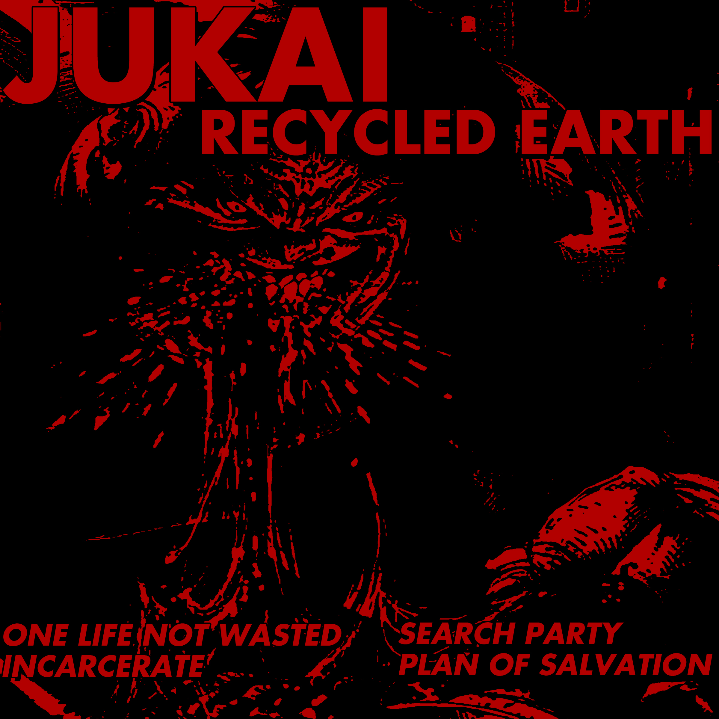RR-05 Jukai / Recycled Earth - Split 7