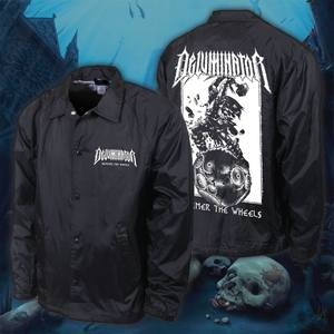 DELUMINATOR ´Hammer The Wheels´ [Windbreaker]