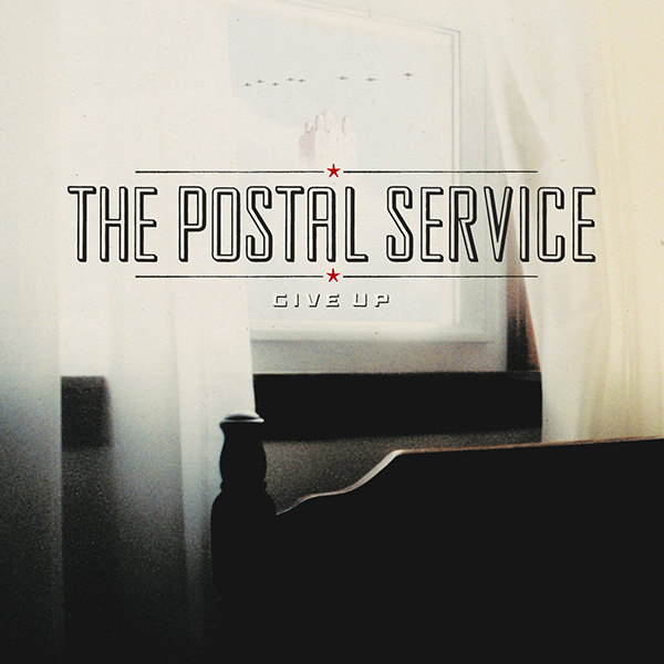 Postal Service - Give Up Cassette Tape