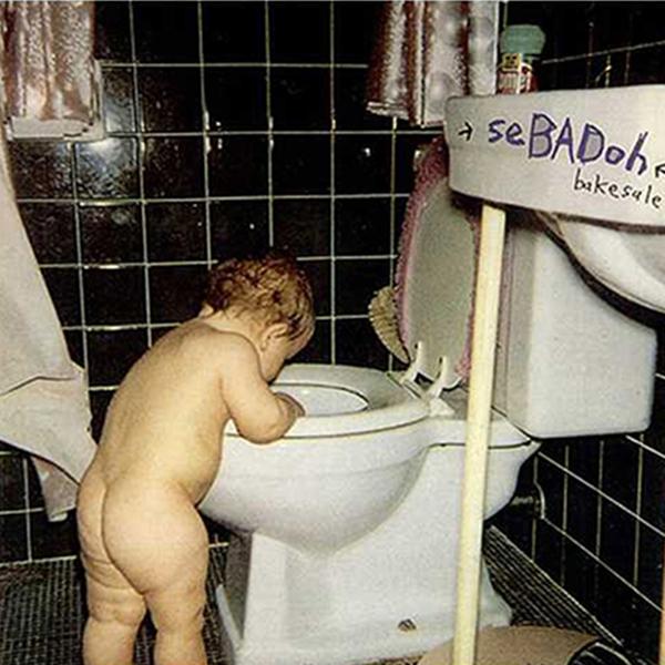 Sebadoh - Bakesale LP