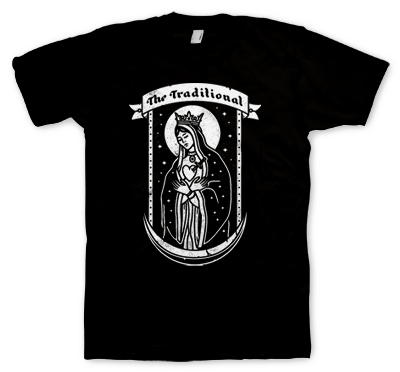 The Queen of Heaven, T-Shirt