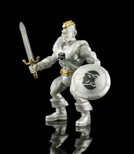 Battle Tribes Warrior Class Steel Warrior