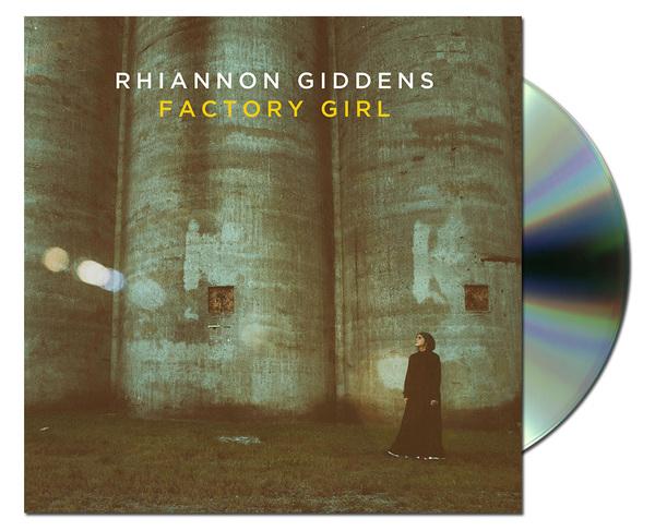 Factory Girl EP On CD + Digital Download