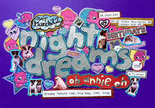 NIGHT DREAMS #8