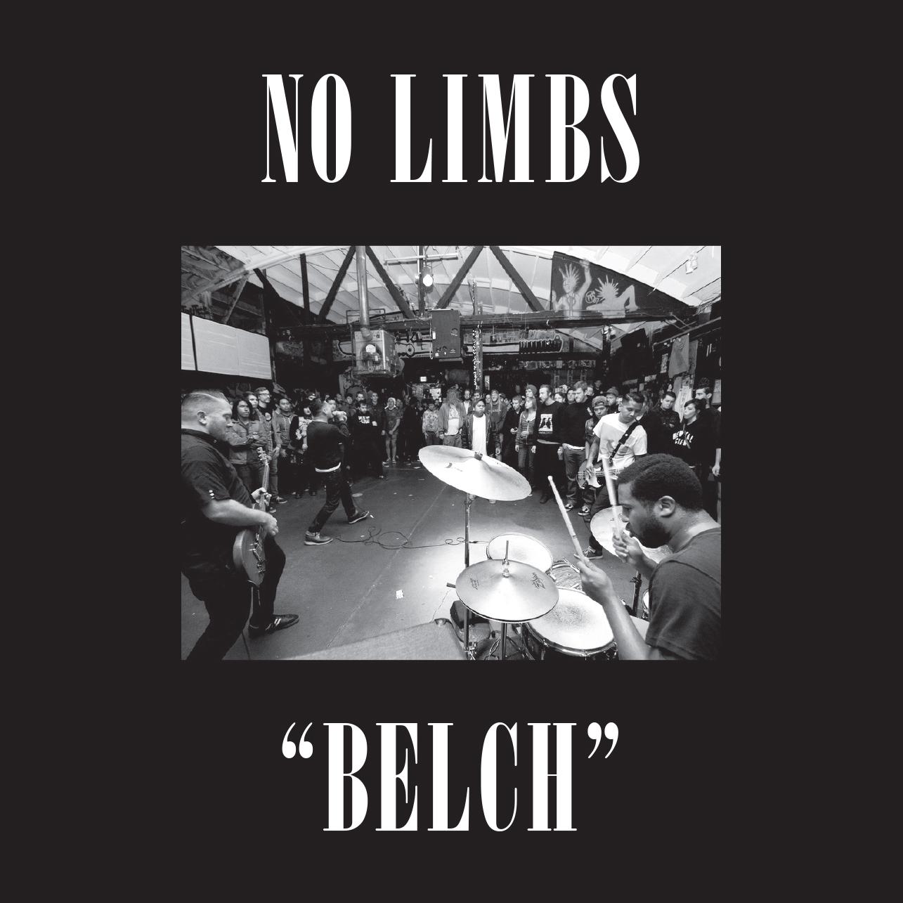 No Limbs/Strangeways - Belch CS