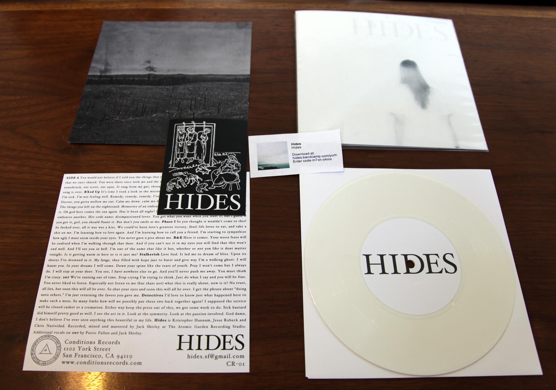 Hides - S/T 7