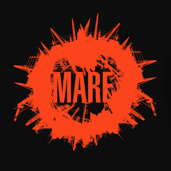 Mare - red logo shirt
