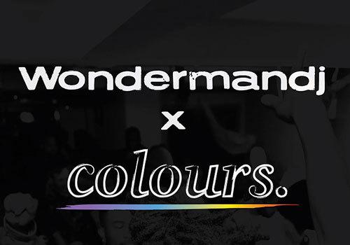 Colours X Wondermandj
