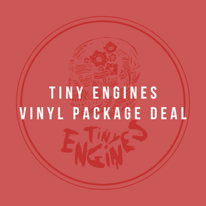 Tiny Engines LP Package Deal
