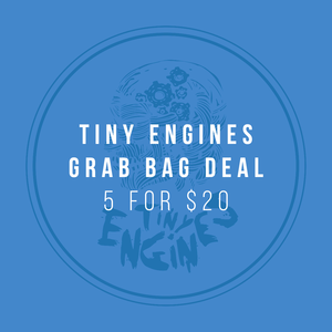 Tiny Engines Vinyl Grab Bag Deal