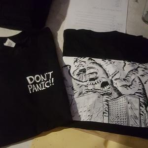 Don't Panic Fest 2017 T-Shirt