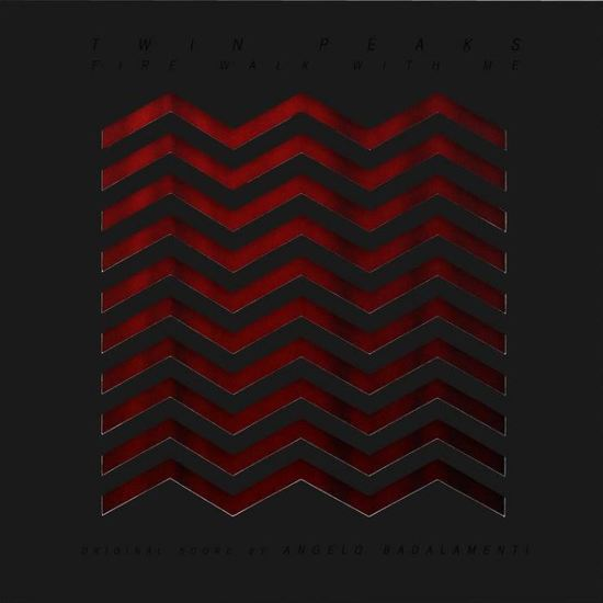 Fire Walk With Me (1992 Original Soundtrack - Angelo Badalamenti (Twin Peaks composer)