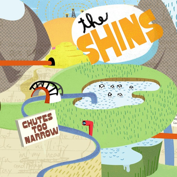 The Shins - Chutes to Narrow