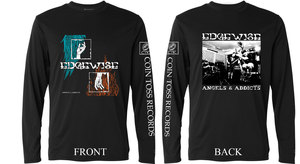 Edgewise-Angels and Addicts Long Sleeve T-Shirt