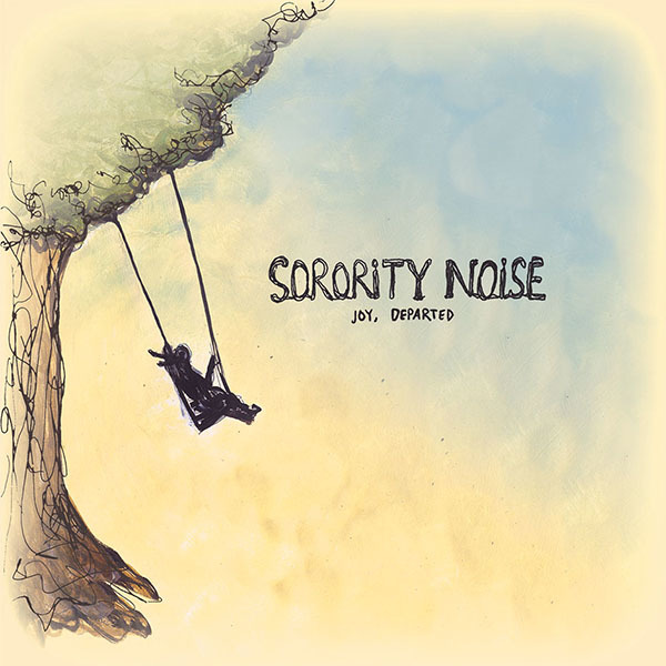 Sorority Noise - Joy, Departed Cassette Tape
