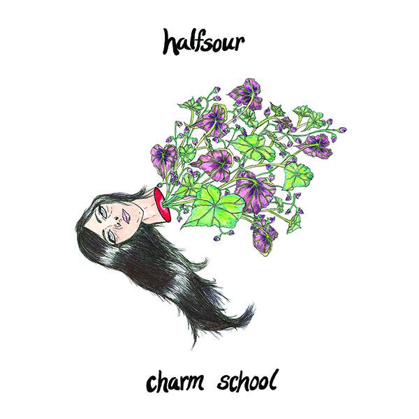 Half Sour - Charm School Cassette Tape