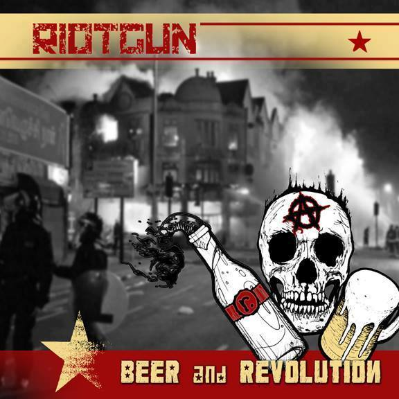 .riotgun Beer & Revolution LP