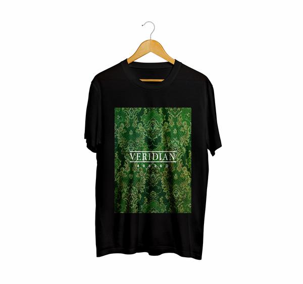 Veridian - Black t-shirt