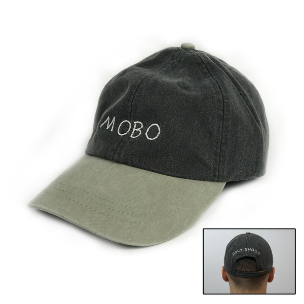 Modern Baseball Mobo Holy Ghost Baseball Hat