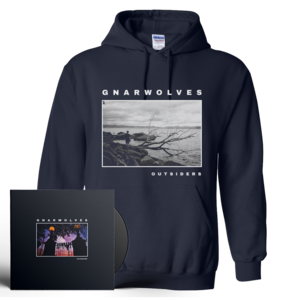 Outsiders CD + Hoody Bundle - PREORDER