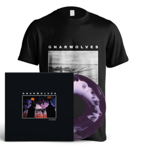 Outsiders LP + T-Shirt Bundle - PREORDER