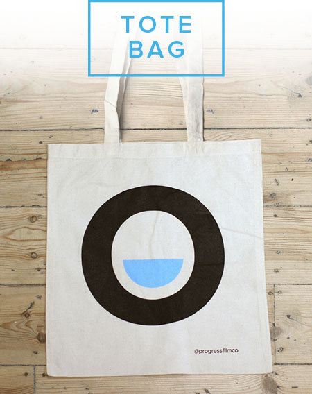 Progress Tote Bag