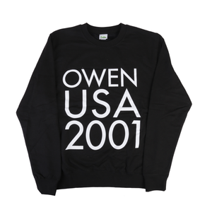 Owen - USA Pullover Sweatshirt