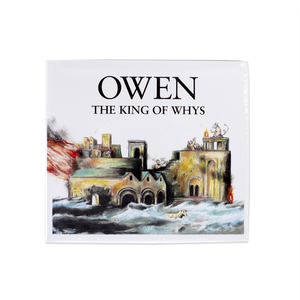 Owen - The King of Whys CD