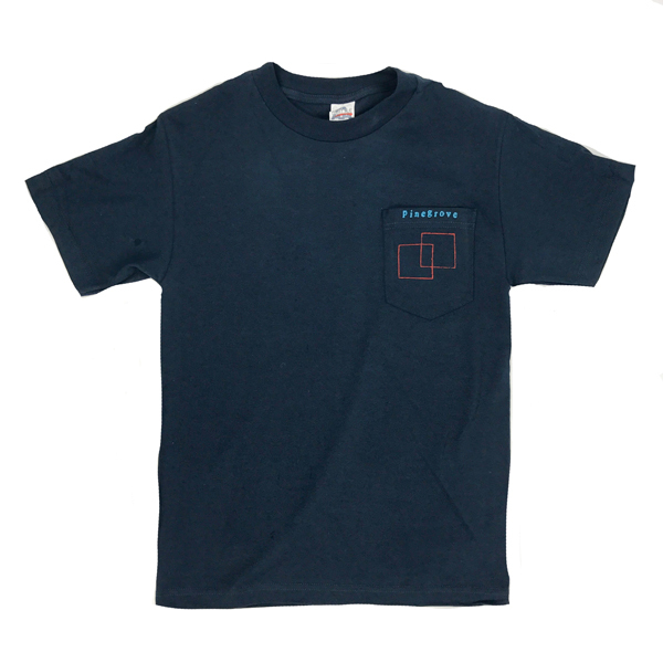 Pinegrove - Cardinal Pocket T-Shirt