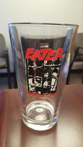 Eater - Pint Glass