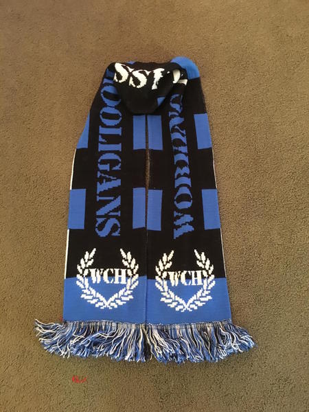 Working Class Hooligans Scarf