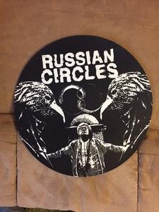 Russian Circles Slip Mat
