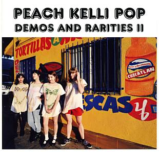 Peach Kelli Pop