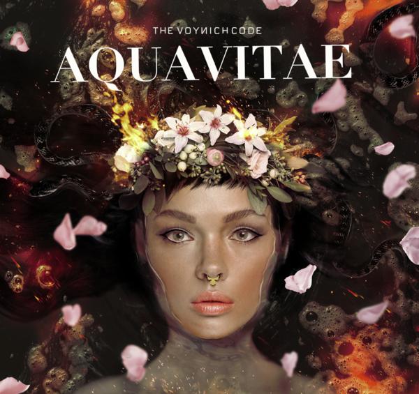 The Voynich Code - Aqua Vitae (Digipak)