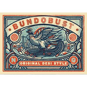 Bundobust Peacock (Manchester) - Print