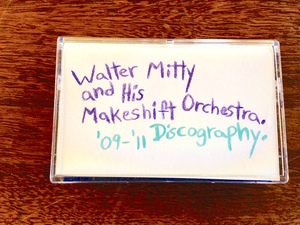 WMAHMO '09 - '11 Discography Cassette