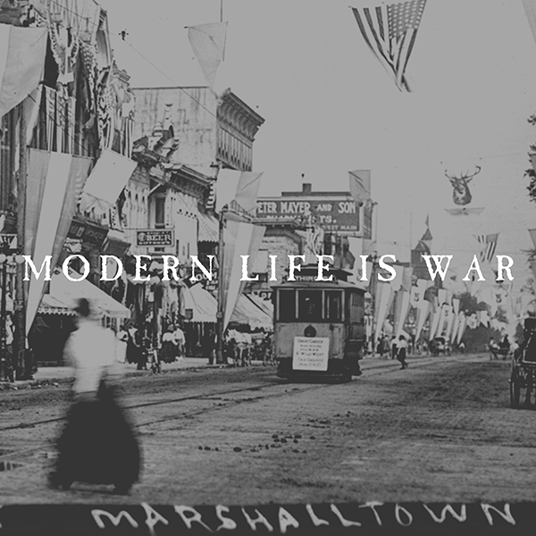 Modern Life Is War - Witness LP