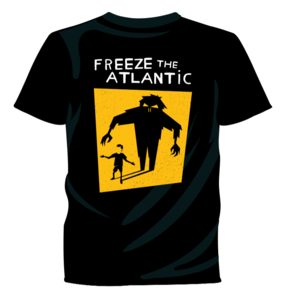 Freeze The Atlantic – The People Are Revolting Tee - PREORDER