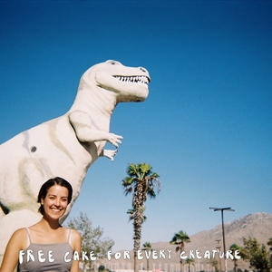 Free Cake For Every Creature 'Talking Quietly of Anything With You' LP
