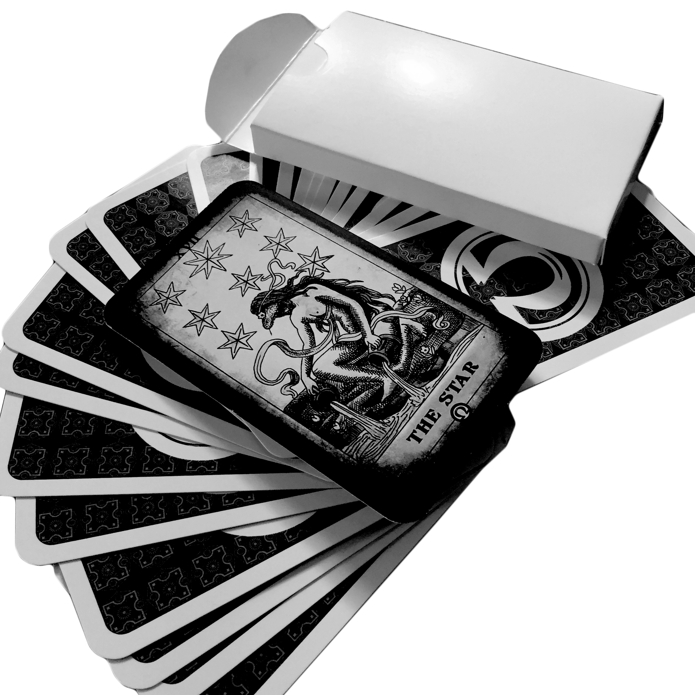 OHHMS - Tarot Cards (22 card set)