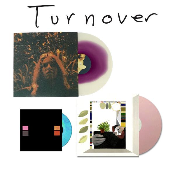 Turnover Bundle - Peripheral Vision & Magnolia LPs